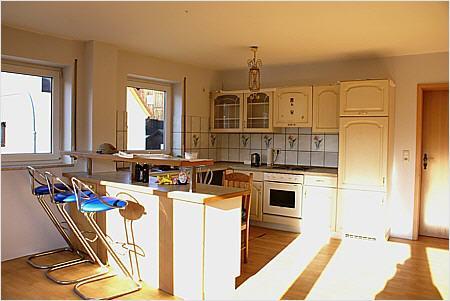 küche : offene küche mit bar offene küche mit : offene küche mit